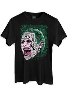 Camiseta Dc Comics Bandup! Esquadrão Suicida The Joker Prince Of Crime - Masculino