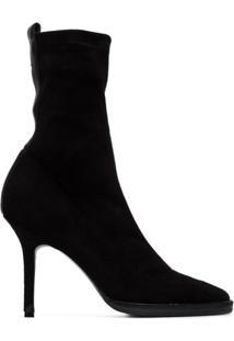 Haider Ackermann Ankle Boot - Preto