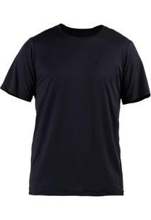 Camiseta Dry Action 3A Uv Mormaii Masculino - Masculino-Preto