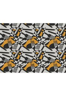 Tapete De Cozinha Talheres Abstratos 43X65 Cm - Kapazi - Estampado
