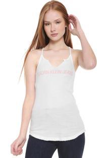 Regata Calvin Klein Decote V feminina   Shoelover 40949144f1