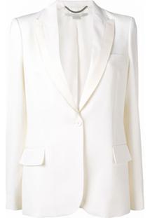 Stella Mccartney Blazer De Alfaiataria - 9503 White