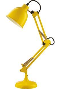 Luminária Mart Indigo Amarelo