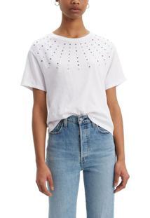 Camiseta Levis Studded - S