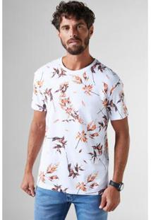 Camiseta Estampada Pica Outono Reserva Masculina - Masculino