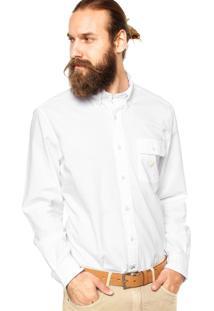 Camisa Nautica Bolso Branca