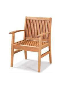 Cadeirao Primavera Stain Jatoba Sem Braco 48Cm - 60425 Jatoba