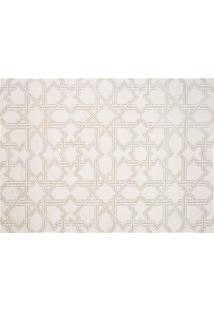 Dhurie Moroccan 3 White/Beige