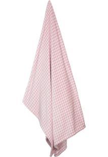 Cobertor Casal Loft Rosa (180X220Cm)