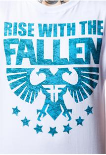 Camiseta Fallen Civil Branco