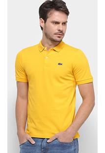 Camisa Polo Lacoste Live Masculina - Masculino