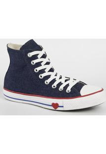 Tênis Feminino Jeans Converse All Star Ct0988001