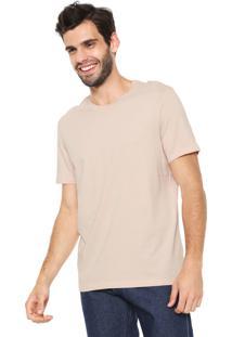 Camiseta Hering Lisa Nude