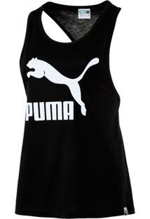 Regata Puma Classics Logo Feminina