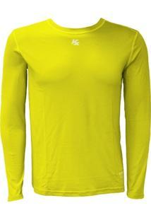 Camisa Térmica Kanxa Com Proteção Solar Uv50 - Masculino