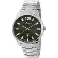 Relógio Condor Masculino Co2115Ug 3V - Masculino Netshoes eec3af2e26