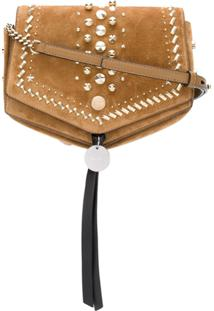 Jimmy Choo Bolsa Tiracolo Arrow - Neutro