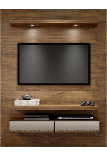 Painel Para Tv 60 Polegadas Thor Nobre 140 Cm