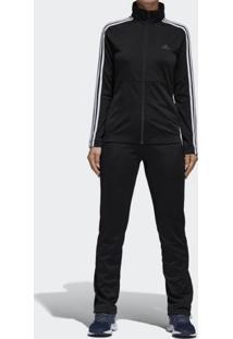 Abrigo Adidas Back 2 Basics 3-Stripes