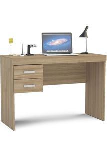 Mesa Para Computador Mafra 2 Gavetas - Politorno