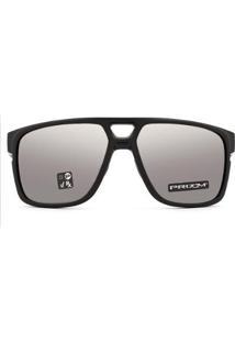 Óculos De Sol Oakley Crossrange Patch Oo9382 06-60 - Masculino-Preto