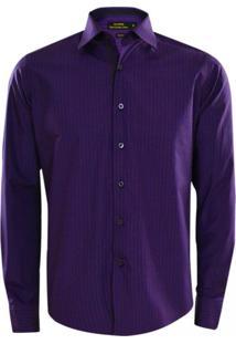 Camisa Gajang Premium Roxo