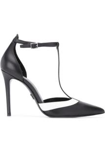 Michael Kors Collection Scarpin Bico Fino - Preto