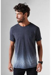 Camiseta Flame Devore Reserva Masculina - Masculino