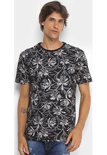 Camiseta Mcd Especial Full Wild Flower Masculina - Masculino