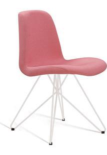 Cadeira Eames Butterfly T1077-Daf Mobiliário - Coral