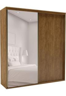 Guarda-Roupa Casal Com Espelho Inovatto 2 Pt 6 Gv Álamo