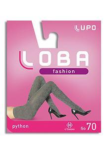 Meia-Calça Python Loba Lupo (05882-001) Fio 70