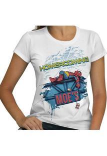 Camiseta Homercoming - Feminina