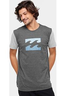 Camiseta Billabong Wave Masculina - Masculino