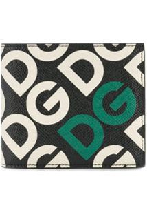 Dolce & Gabbana Carteira Com Logo - Neutro