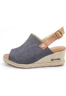 Sandalia Barth Shoes Perola Jeans