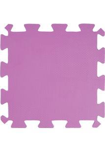 Tapete Loja Da Maria Eva 50X50X1Cm Rosa Pink