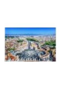 Painel Adesivo De Parede - Praça De São Pedro - Vaticano - 673Pnm