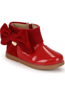 Ankle Boots Infantil Klin Miss Fashion