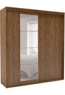 Guarda-Roupa Casal Inovatto Com Espelho 2 Pt 6 Gv Álamo