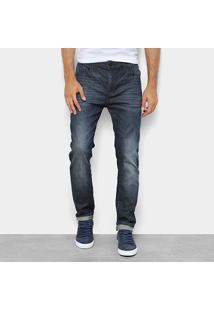Calça Jeans Ellus 2Nd Floor Mike Elastic Masculina - Masculino