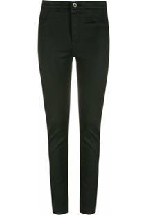 Armani Exchange Calça Jeans Skinny - Preto