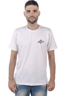 Camiseta Multcaps Mxc 008 Branco