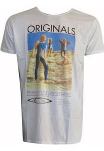 Camiseta O´Neill Slim The 70 Masculina - Masculino