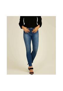Calça Jeans Skinny Feminina Razon