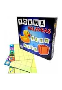Forma Palavras - Escolar - Pais & Filhos