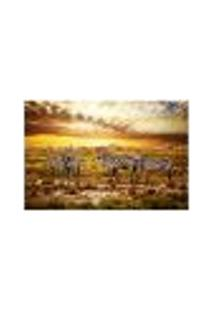 Painel Adesivo De Parede - Zebra - 406Pn-M