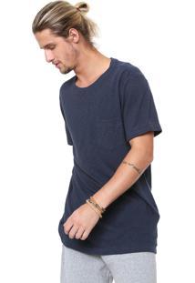 Camiseta Osklen Sense Azul-Marinho