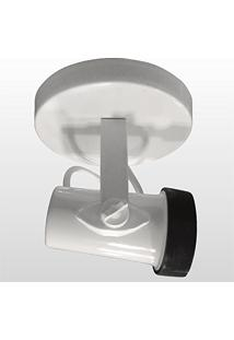 Spot Aluminio Branca - Ideal