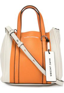 Marc Jacobs Bolsa Tote The Tag - Laranja